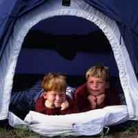 Kids love canoe camping!