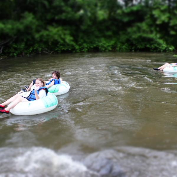 tubing french broad river brevard